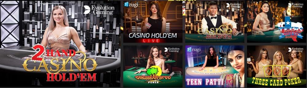 poker online belgie